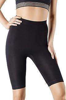 2f0256a7694dc MD Women s Light Control Shapewear Mid-Thigh High Waist Body Shaper Slimmer  Plus Size