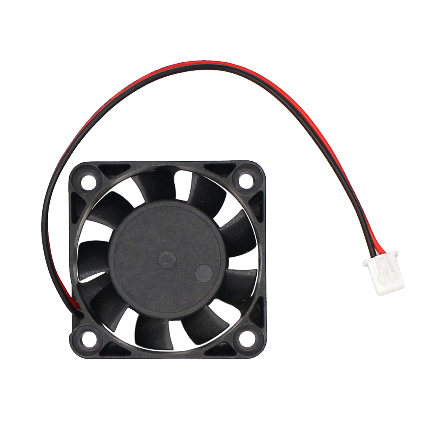 2-packs 40 x 40 x 10mm 4010 12V 0.10A Brushless DC Cooling Fan 2pin AV-F4010MB UL CE by AMBEYOND FAN (Image #7)