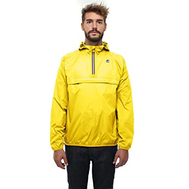 Veste jaune homme