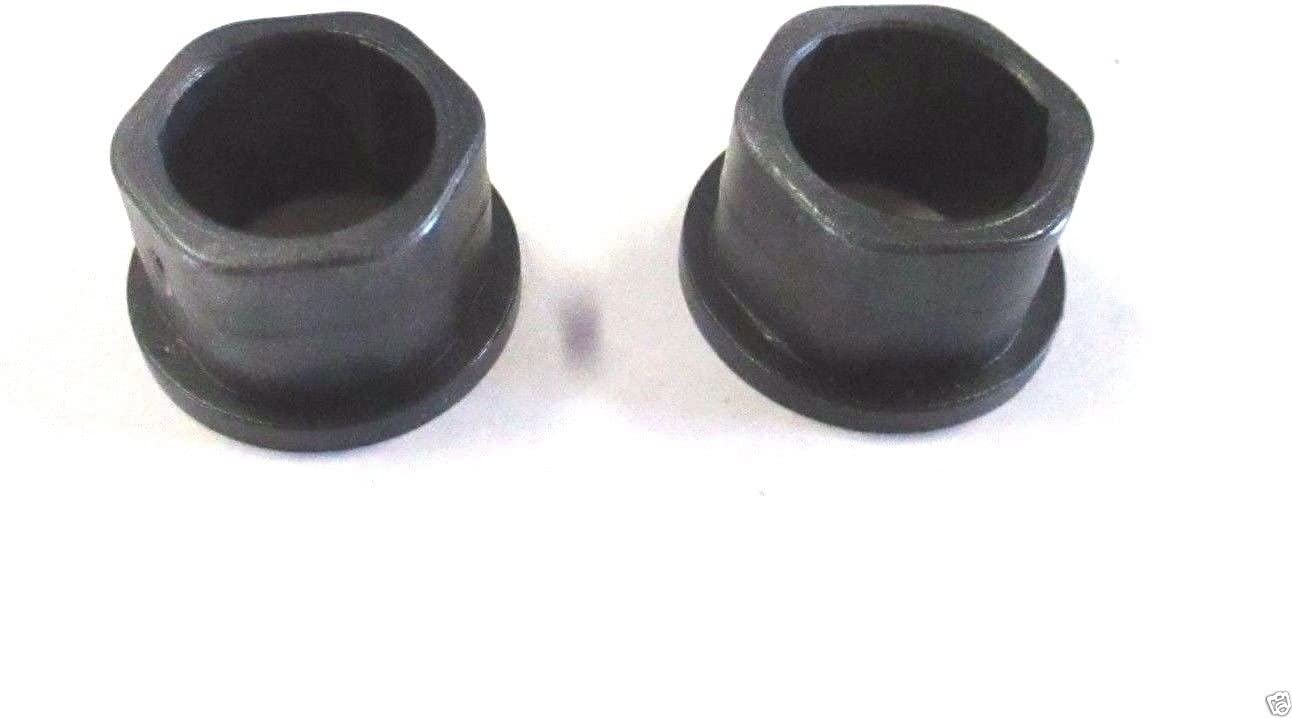 2 Genuine MTD 941-0245 Flange Bearings Fits Troy-Bilt Cub Cadet Craftsman Bolens