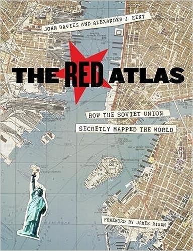 amazoncom the red atlas how the soviet union secretly mapped the world 9780226389578 john davies alexander j kent james risen books