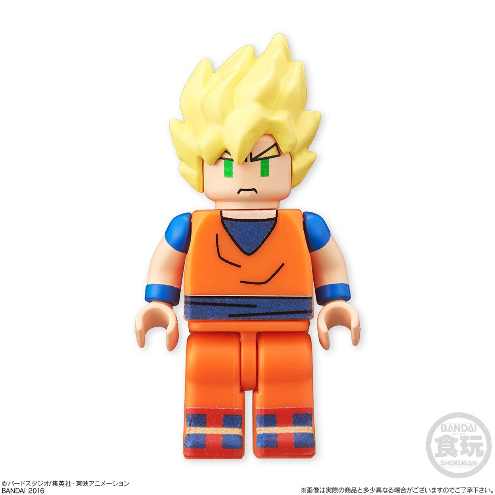 Dragon Ball 10 pcs with chewing gum by Bandai (Image #2)