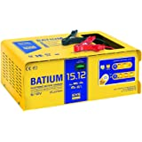 GYS Batium 15.12, 024519 Chargeur de batterie sans surveillance avec microprocesseur