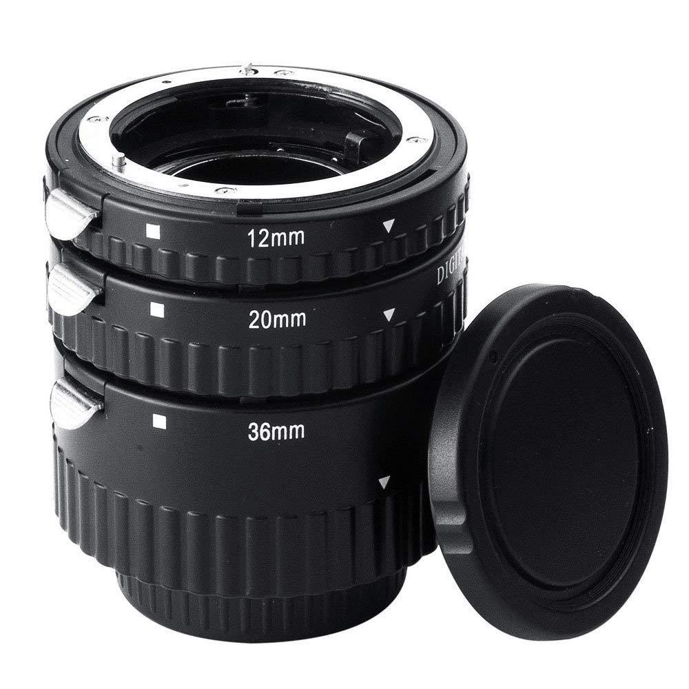 Mcoplus Extnp Auto Focus Macro Extension Tube Set for Nikon AF AF-S DX FX SLR Cameras by mcoplus