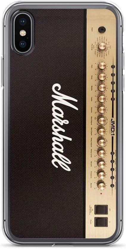 coque iphone 8 guitare