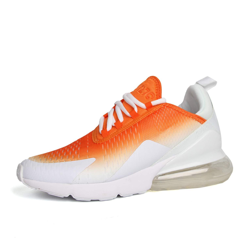 Hojert Air 270 Chaussures de Running Comp/étition Homme Sneakers Chaussure de Course Sport Walking Shoes