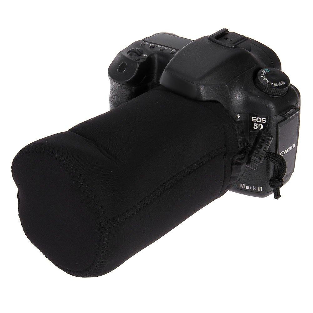 10x14cm Borsetta Custodia Impermeabile Portatile Protezione Obiettivi Fotocamera