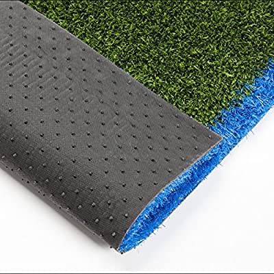 Synthetic Grass Door Mat By ZestyNest - Perfect For Indoors, Balcony & Porch