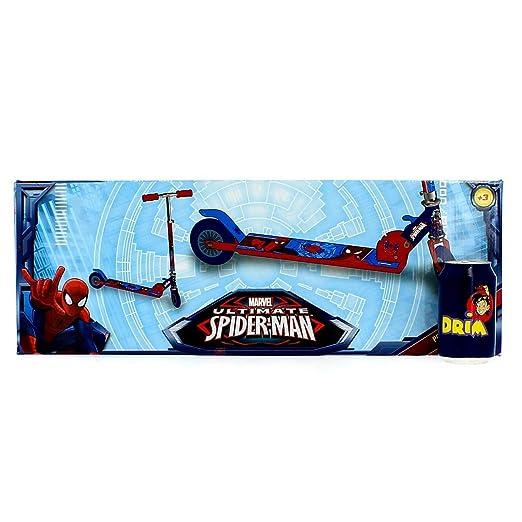 Muñecas Saica Spiderman Patinete 2 Ruedas: Amazon.es ...
