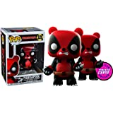 Funko Pop! Deadpool Pandapool Hot topic exclusive # 328