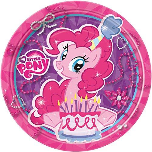 - My Little Pony Dessert Plates, 8ct