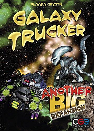 Czech Games Galaxy Trucker: Another Big Expansion