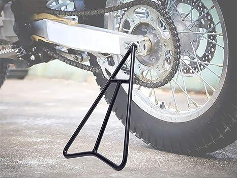 Motocross Moto Bikes Jack Stands Dirtbike Accessories Parts Best for Mini Motorcycle Kick Stand OxGord Dirt Bike Kickstand Triangle Lift