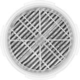 RIGOGLIOSO Purificador de Aire portátil USB para el hogar Filtro de Repuesto del purificador de Aire portátil, Air Cleaner, Filtro de Repuesto del purificador de Aire True Hepa