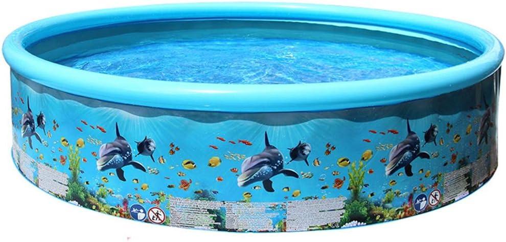BATHTUPA - Piscina Hinchable para niños y bebés, fácil de Limpiar ...