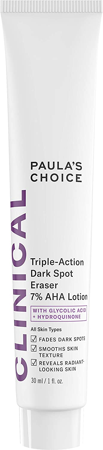 Paula's Choice CLINICAL Triple-Action Dark Spot Eraser 7% AHA Lotion