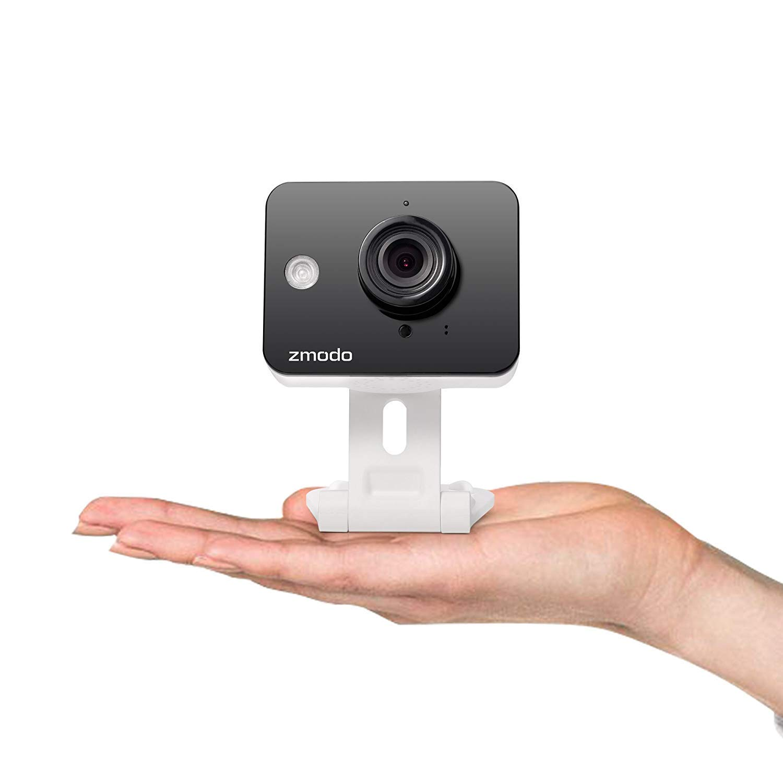 Zmodo Two-Way Audio Mini WiFi Home Security Camera (2 pack) by Zmodo (Image #3)