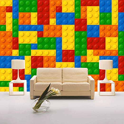 GUDOJK Casa Mural tamaño 3D murales de Pared Papel Tapiz ...