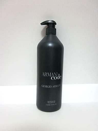 ArmaniCode Shower Gel 33.8 Oz/One Liter Size
