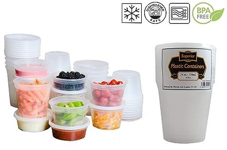 Credenza Per Microonde : Rotondi contenitori in plastica per alimenti con chiusura