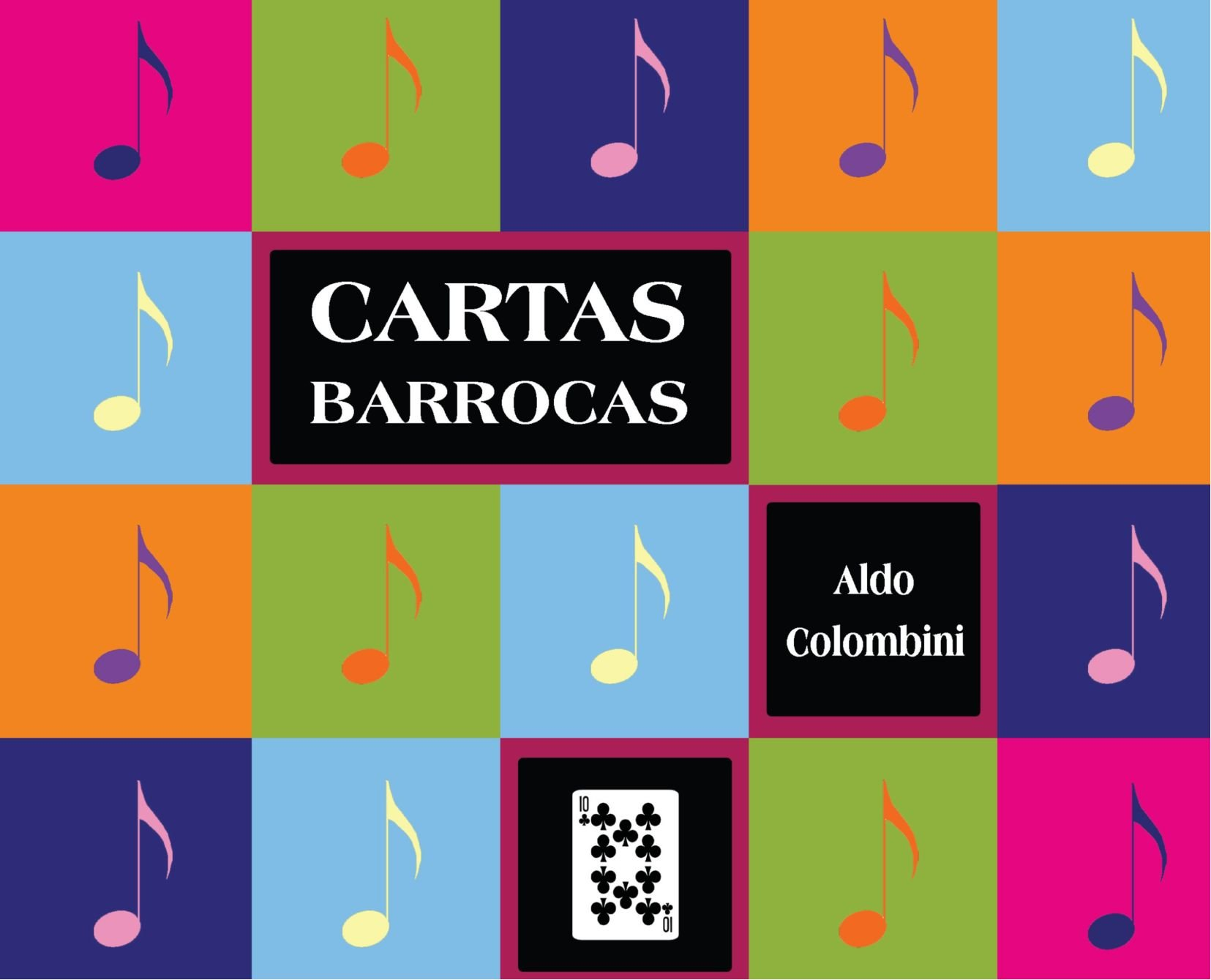 Cartas barrocas (Spanish Edition): Aldo Colombini ...
