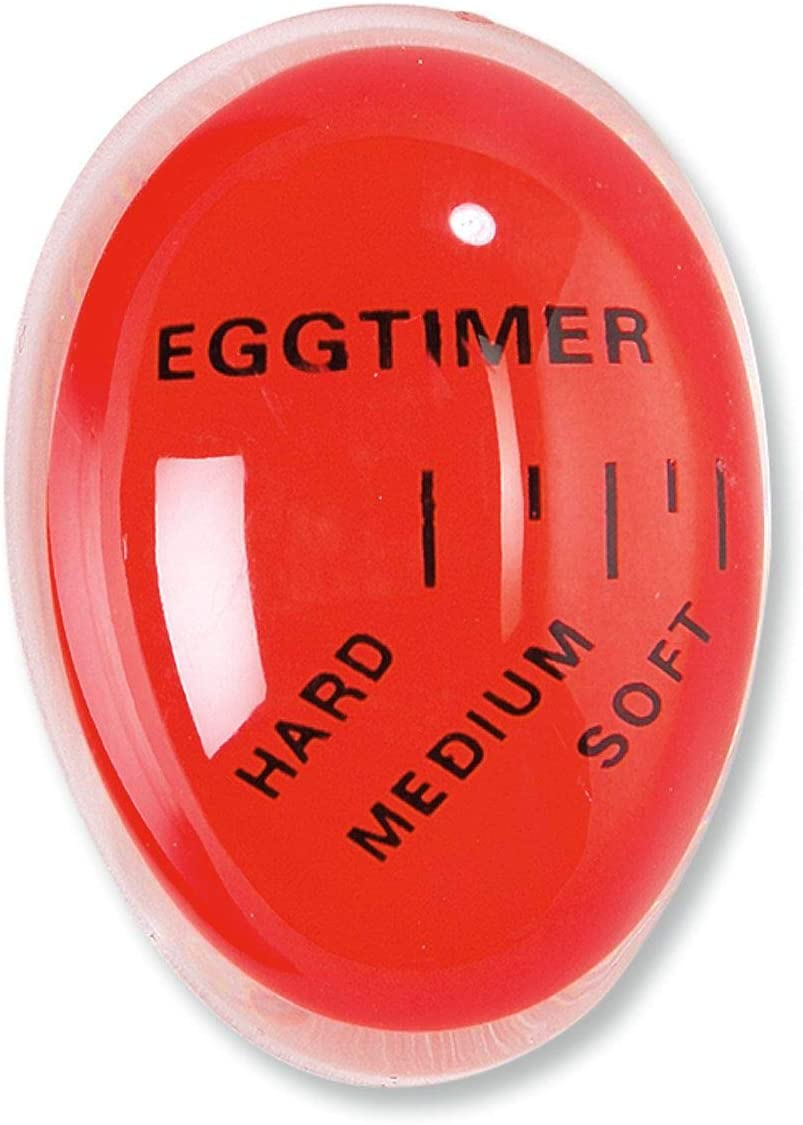 PRO365 Egg Timer for Perfect Boiled Egg Soft/Medium/Hard (Color Indicator)