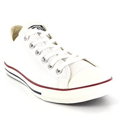 fdc723bafd83 Converse Womens All Star Lean Ox Chuck Taylor Lace Up Low Cut Trainers UK 3-