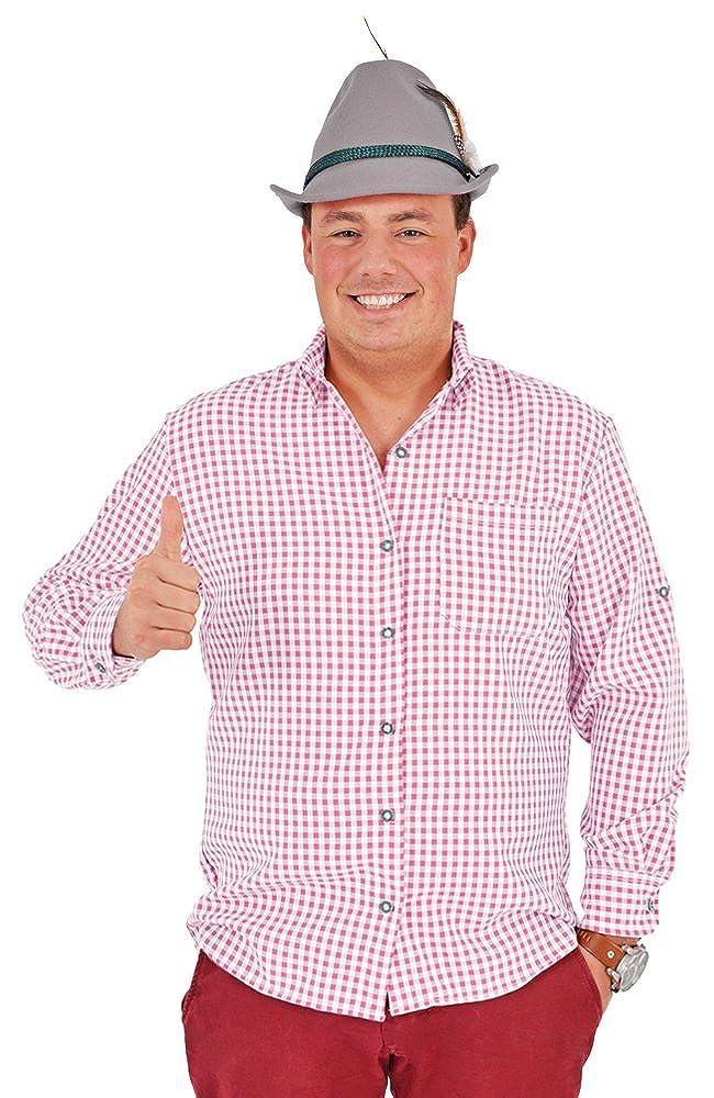 Amazon Casual Hombre es Trachtenland Das Ropa Para Y Camisa WqzgqABX