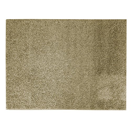 Soft Settings Shag Rug, 7-Feet by 10-Feet, Olive by Apache Mills