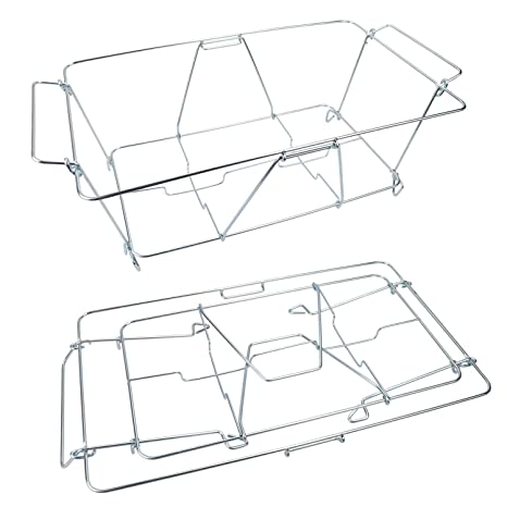Chafing Dish Rack Magnificent Amazon KALREDE Chafing Dish Rack Set Folding Foldable