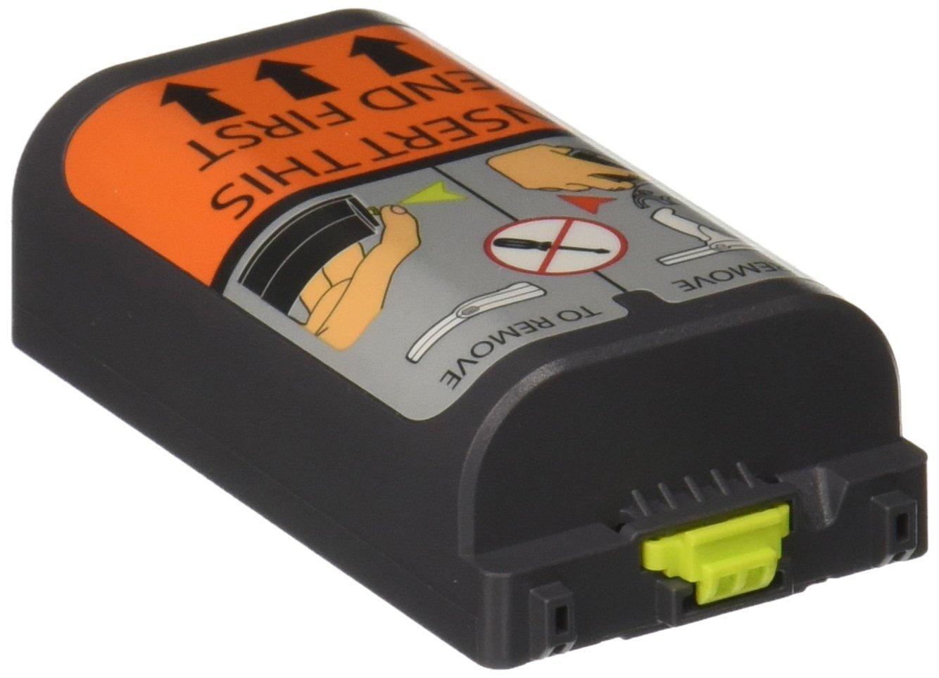 Motorola BTRY-MC31KAB02-10 High-Capacity Spare Lithium Ion Battery for Motorola MC31 Series Mobile Computer, 4800 mAh- Pack of 10