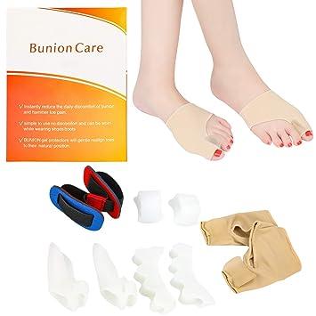 82a565a9ff Bunion Corrector Bunion Relief Set