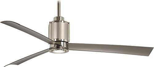 Minka-Aire F736L-PN/BS Gear 54 Inch Ceiling Fan