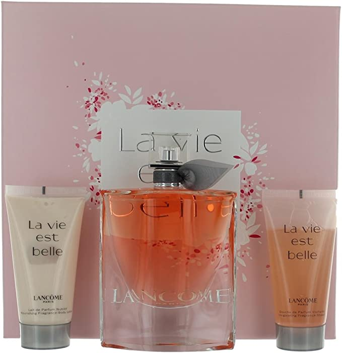 Lancã´Me - Estuche de regalo eau de parfum la vie est belle: Amazon.es: Belleza