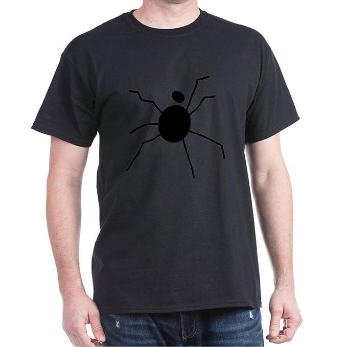 bd3cf9a5 Amazon.com: CafePress Italian-Spiderman T-Shirt Cotton T-Shirt: Clothing