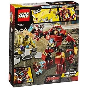 Lego Super Heroes Hulk Buster Smash 76 031 - 61oVKgkBhcL - LEGO (LEGO) of Super Heroes Hulk Buster Smash 76031
