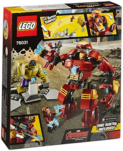 LEGO (LEGO) of Super Heroes Hulk Buster Smash 76031