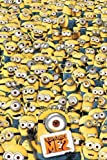 """Despicable Me 2 - Movie Poster (Many Minions) (Size: 24"""" x 36"""")"""