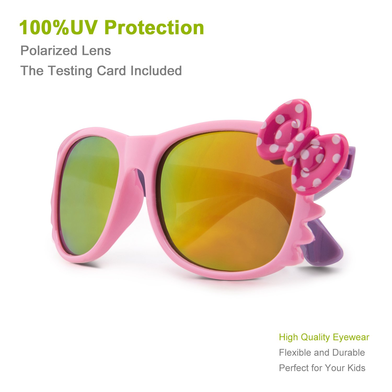 4aeb202371 RIVBOS RBK102 Divertidos diseños Gafas de Sol 100% Protección UV400 ...