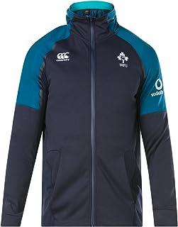 Canterbury Men's Official Ireland 18/19 Vaposhield Full Zip Hoody