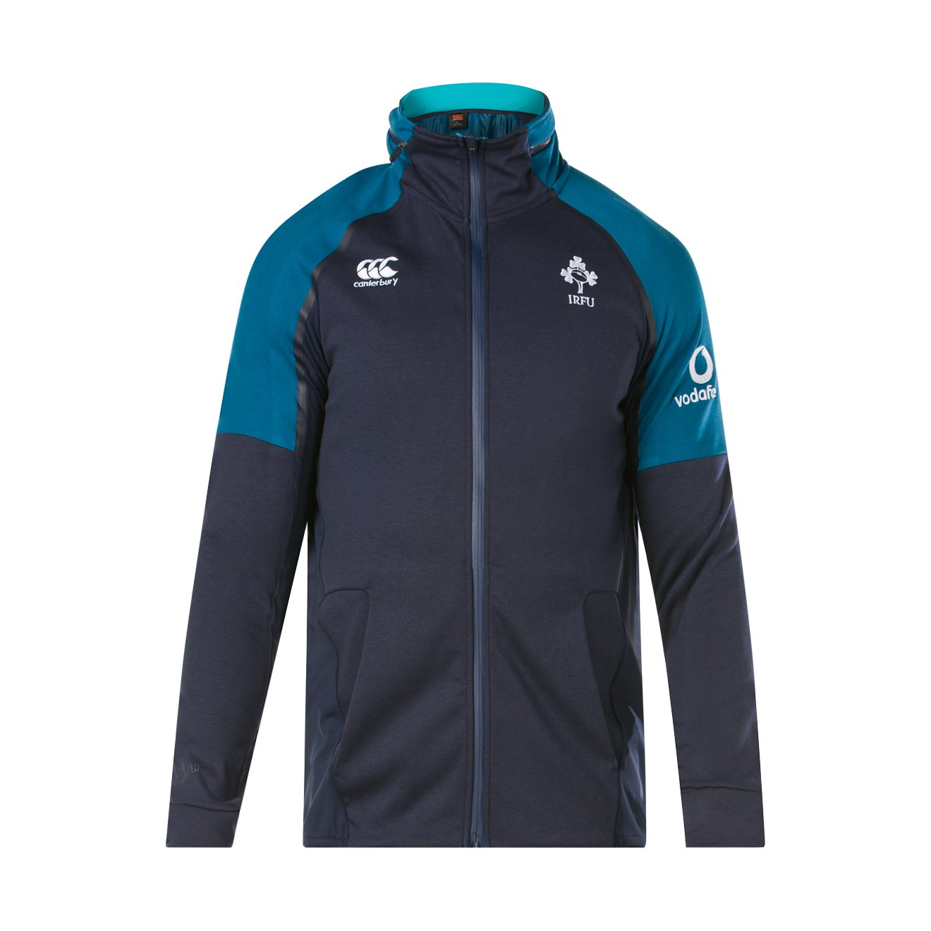 Canterbury Men's Official Ireland 18/19 Vaposhield Full Zip Hoody E553985NB3