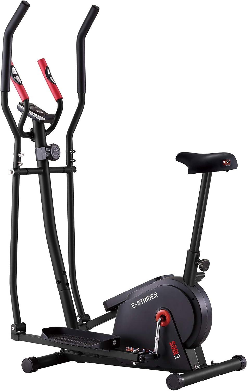 BODYSCULPTURE Bicicleta ELÍPTICA 2EN1 - BE-1665DB-H