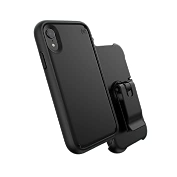 Speck 104050 – 3054 Carcasa para Apple iPhone X Negro