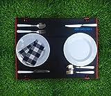 Cutlery Organizer Utensil Picnic Set - 5 Piece