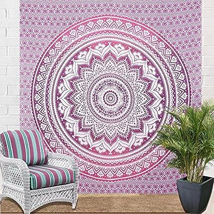 Amazon Com Sultan Handicrafts Mandala Tapestry Hippie Wall Hanging
