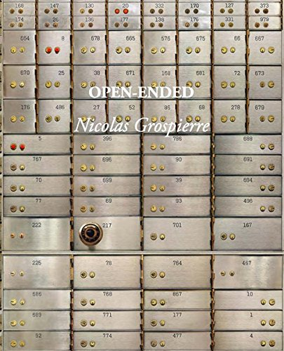 Nicolas Grospierre: Open-Ended PDF