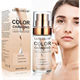 Flawless Foundation,Liquid Foundation,Makeup Foundation,Colour Changing Foundation,Foundation Cream,Full Coverage…