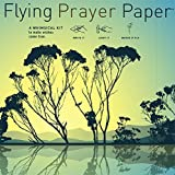 "Flying Wish Paper - GIVE THANKS for Your Blessings - REFLECTIONS PRAYER - 7"" x 7"" - Large Kits"
