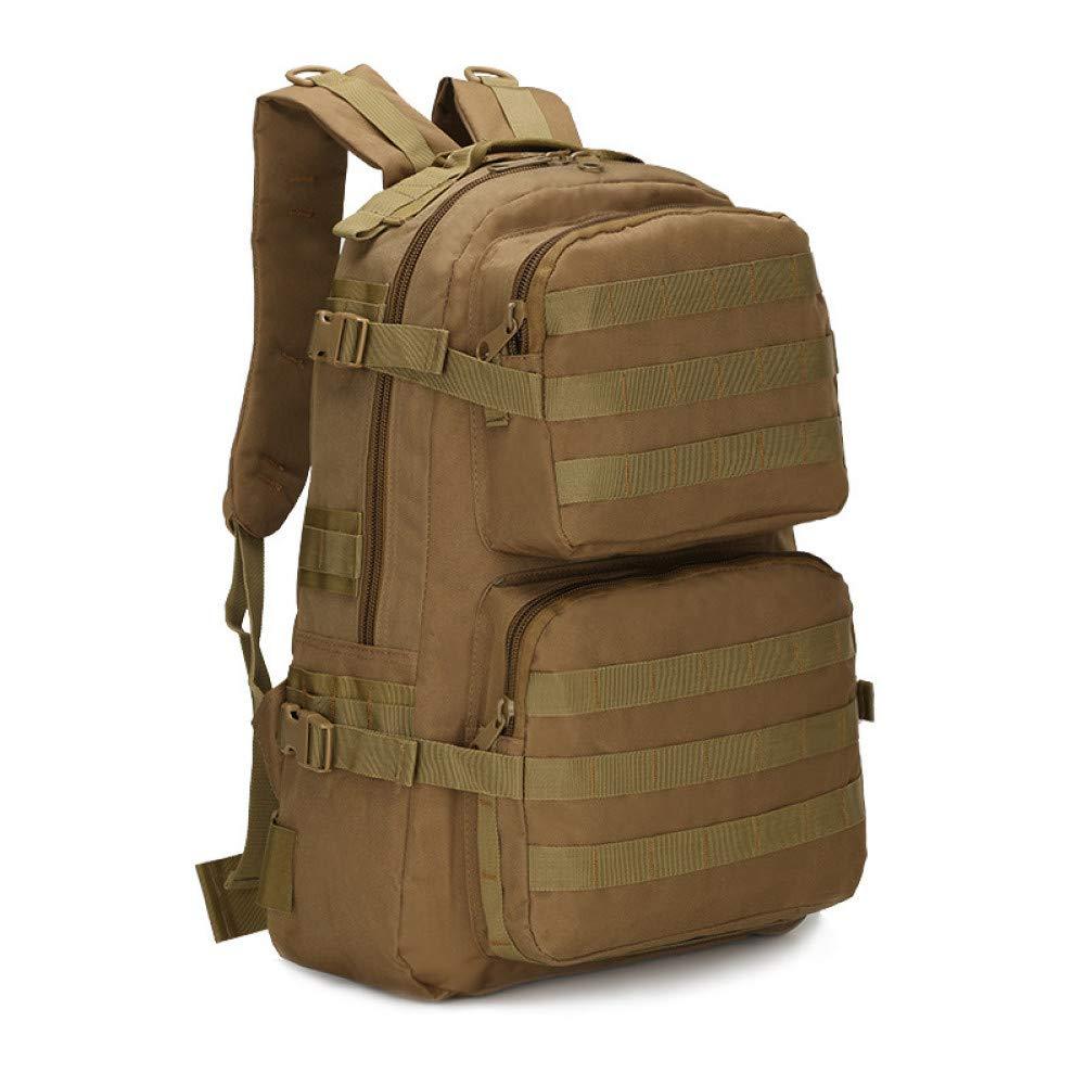 HUYANNABAO Nylon Waterproof Military Army Tactical Backpack Travel Camping Hiking Trekking Camouflage Bag Rucksack