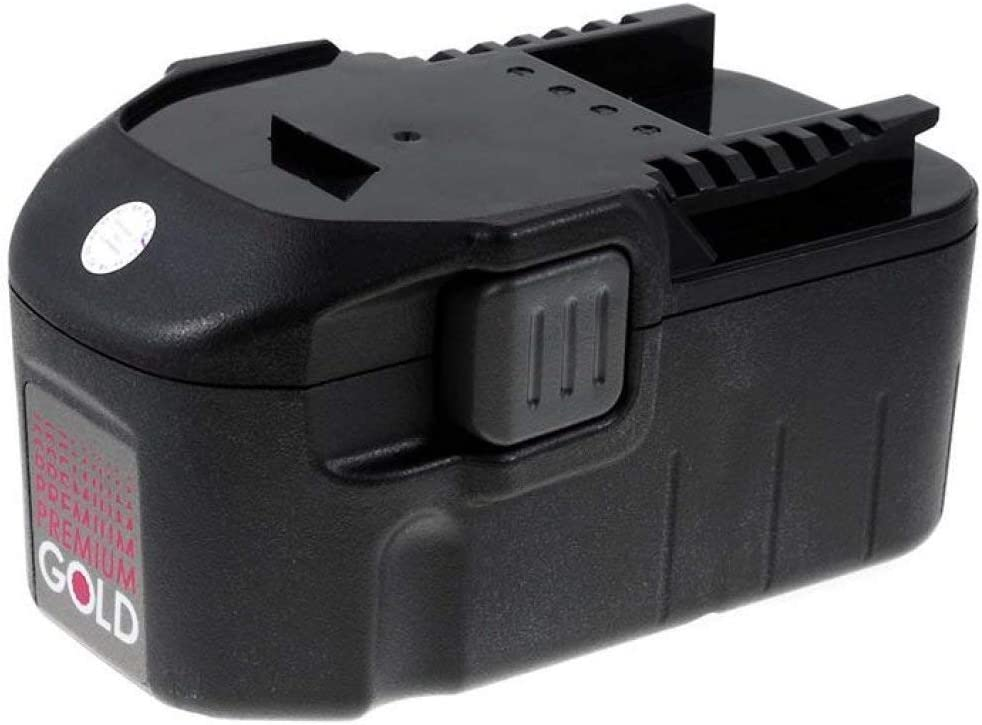Powery Batería para Würth Master Taladro portátil BS 18-A Solid Combi 2000mAh NiMH